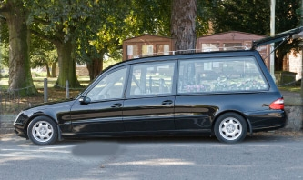Funeral Hearse - Transportation